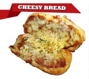cheesy bread